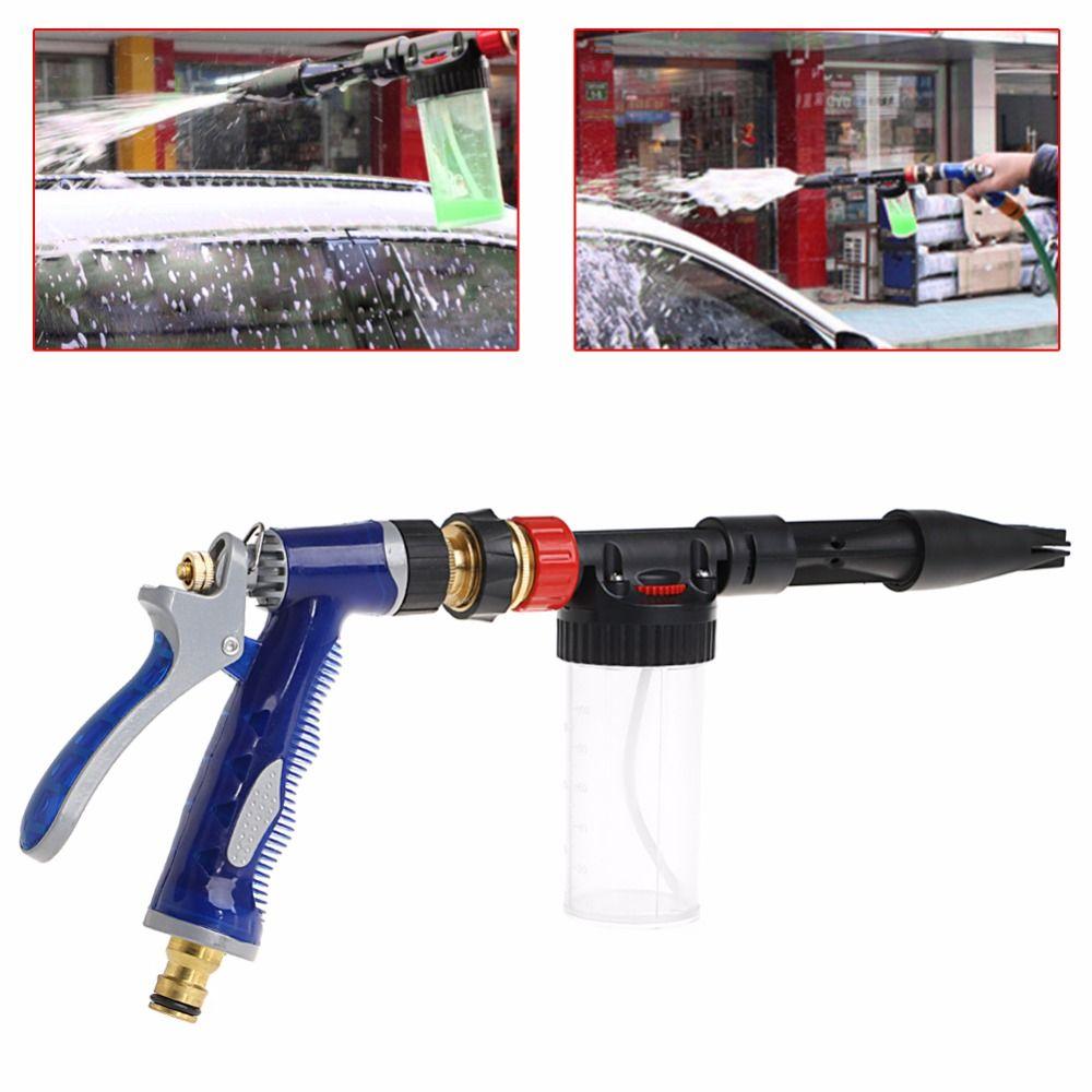 Hot New 1 Pc Auto Car Cleaning Washing Foam Gun 100ML Auto Water Soap Shampoo Sprayer Washer Window Paint Care