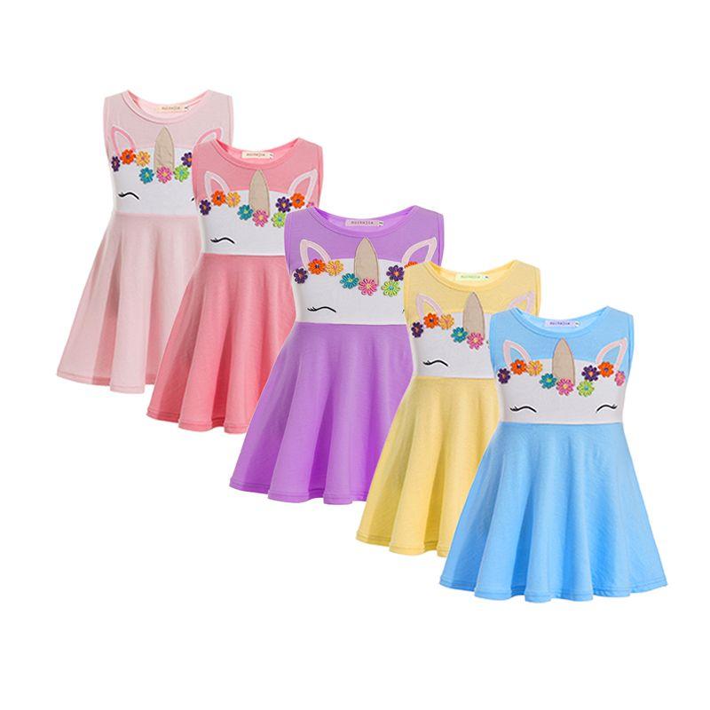 Christmas Dress navidad children's clothing girls puf Clothing for babies dress for girl everyday dress winter autumn floral gir