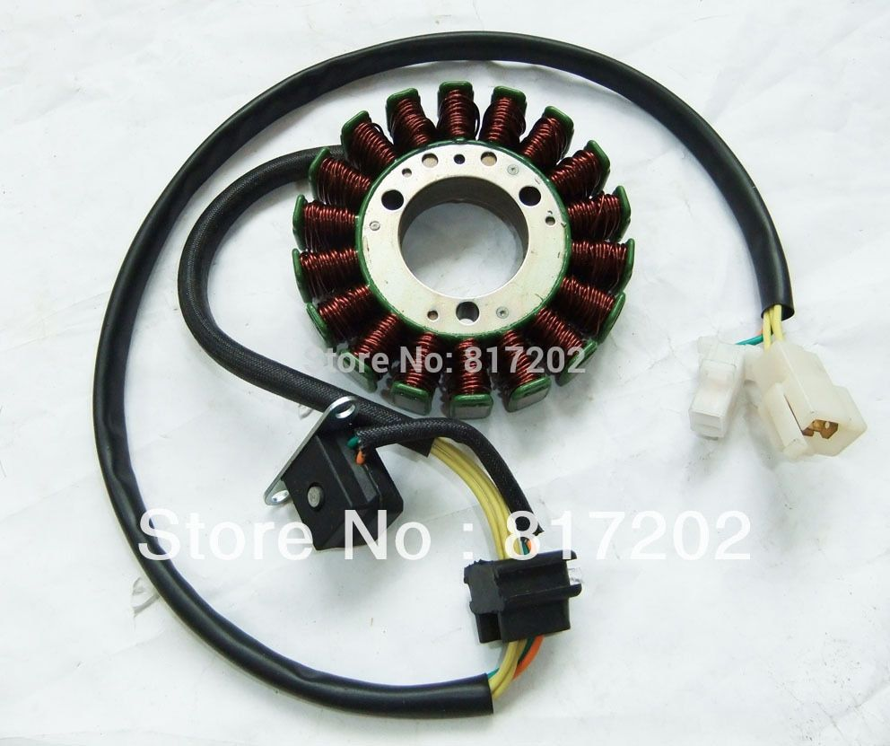 Brand NEW FREE SHIPPING GN250 GN 250 Stator Motorcycle Magnetor Coil