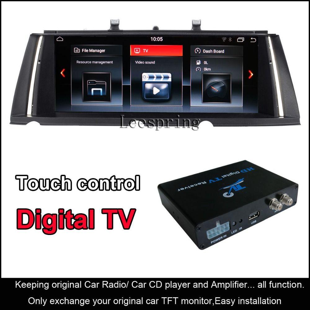 Android 8.1 Auto Multimedia Player für BMW 7 serie F01/F02 (2009-2015) mit Digiital TV GPS Navigation