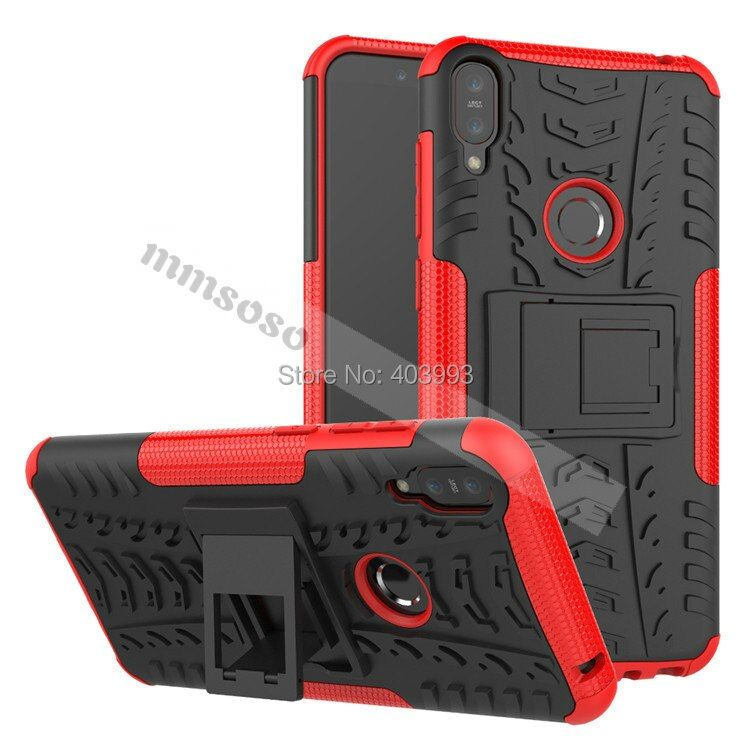 Cases for ASUS Zenfone Max Pro M1 ZB602KL ZB 602KL X00TD TPU & PC Dual Armor Capa Silicone Cover for ASUS Zenfone Max Pro M1