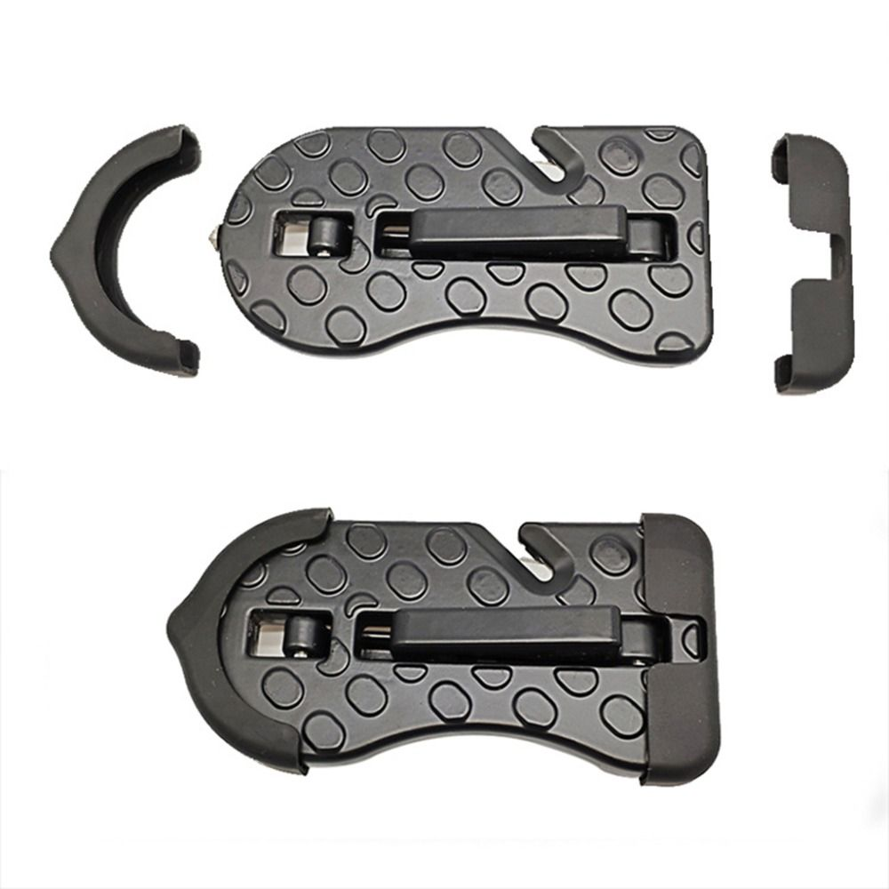 Multifunction Foldable Car Door Hook Pedals Vehicle Rooftop Roof Rack Assistance Door Step For Car SUV