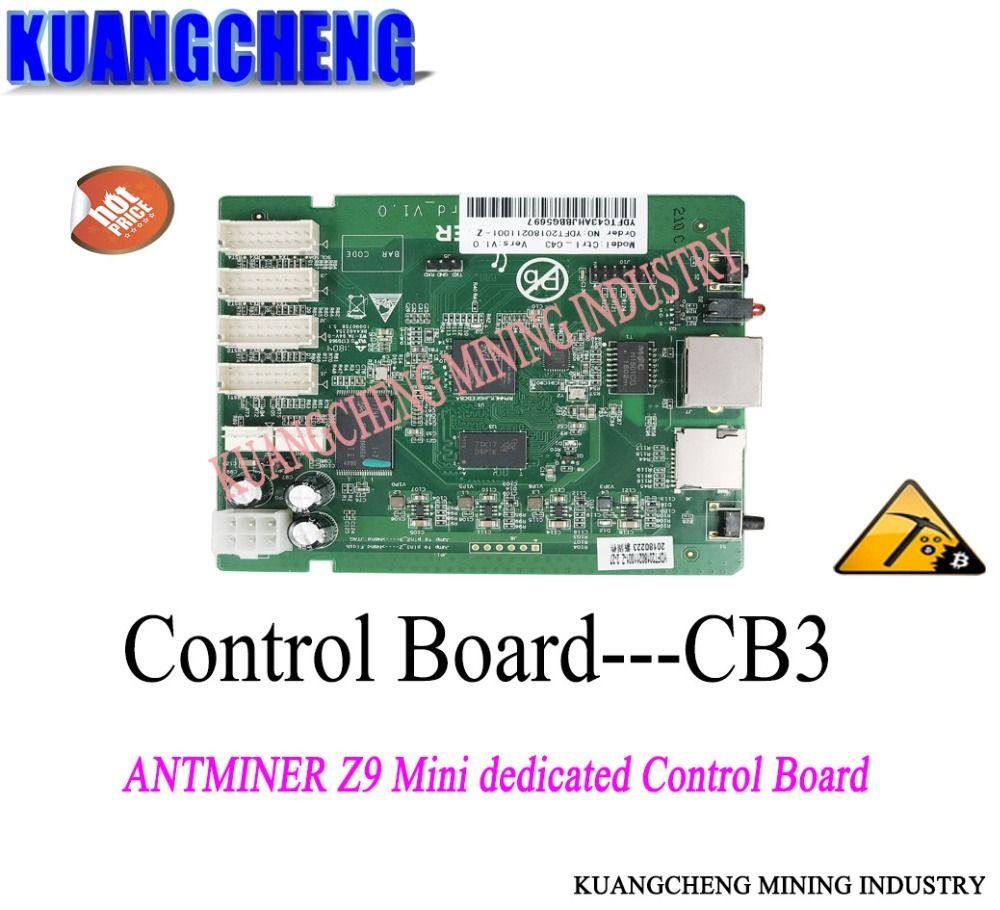 ANTMINER Z9 Mini gewidmet Control Board 24-stunden lieferung!! Neue Control Board CB3 für ANTMINER Z9 MINI