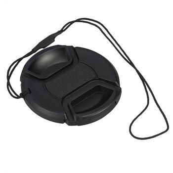 Snap-on Front Lens Cap Cover Protective Anti-dust for canon nikon sony sigma TAMRON lens 80D 700D 70D 800D 760D  650D 60D