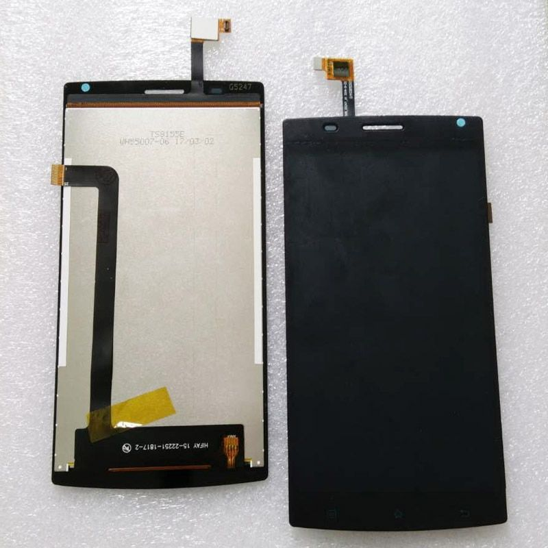 test ok For MegaFon Login Plus MFLoginPh TOPSUN_G5247_A1 LCD Display+Touch Screen Digitizer With 3m stickers Tape 1PC/Lot