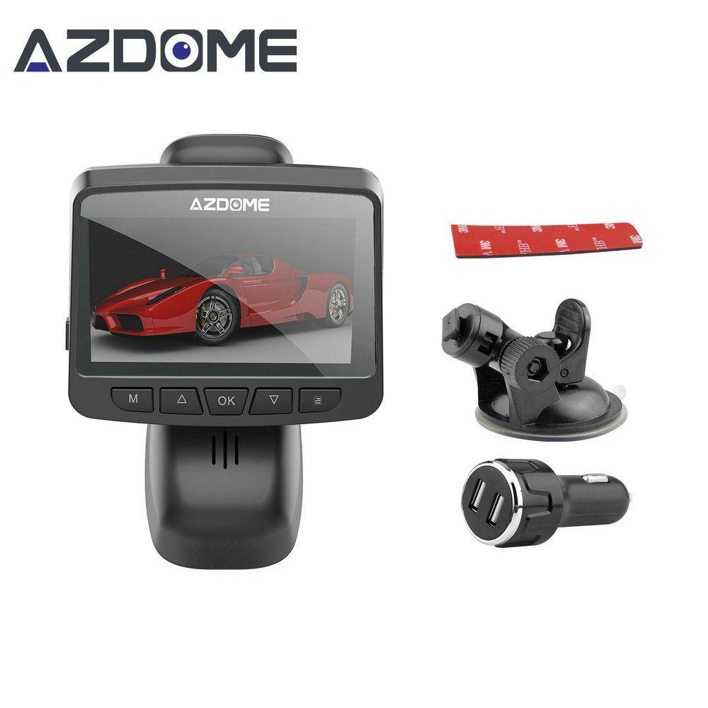 Azdome A307 FHD 1920*1080 P 30fps Sony IMX323 Dash Cam Avec WiFi Novatek 96658 Vidéo Enregistreur 2.45 pouce IPS Écran Voiture DVR Caméra