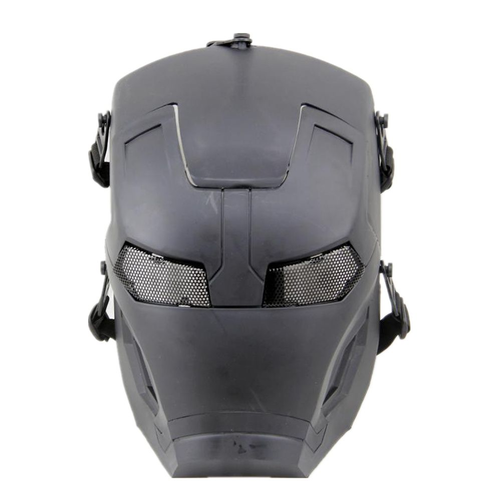 tactical skull face mask military Iron Man CS field skull mask respirators movie props mask for hunting paintball