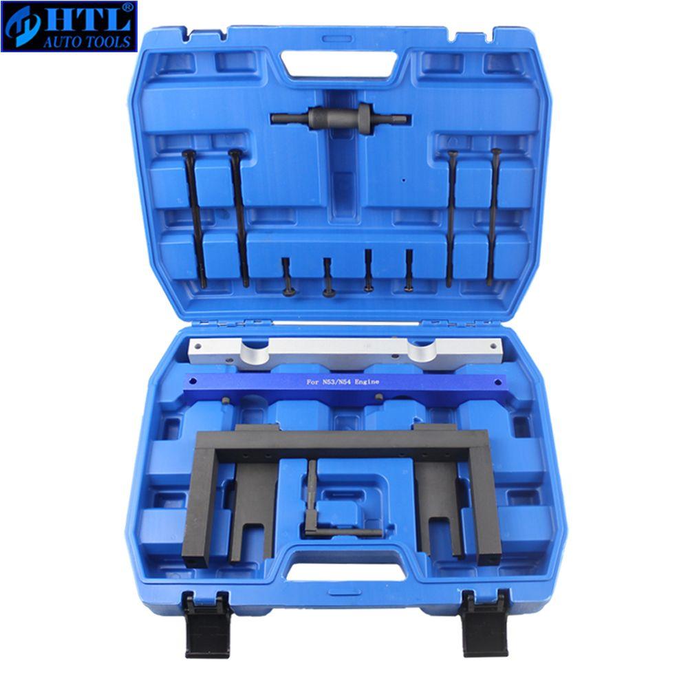 Kit d'outils de distribution de moteur pour moteurs BMW outil de distribution d'arbre à cames pour N51/N52/N53/N54