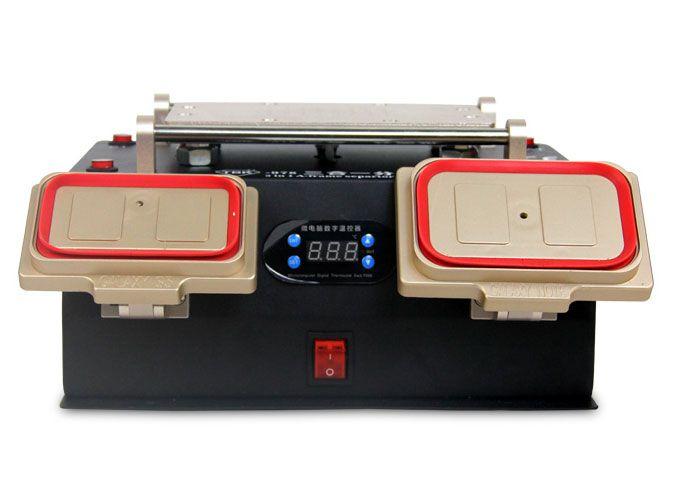 TBK 978 3 in 1 für Samsung LCD Renovieren Vorwärmer Station/Lünette Mittleren Rahmen Separator Maschine/Vakuum Pumpe LCD Separator