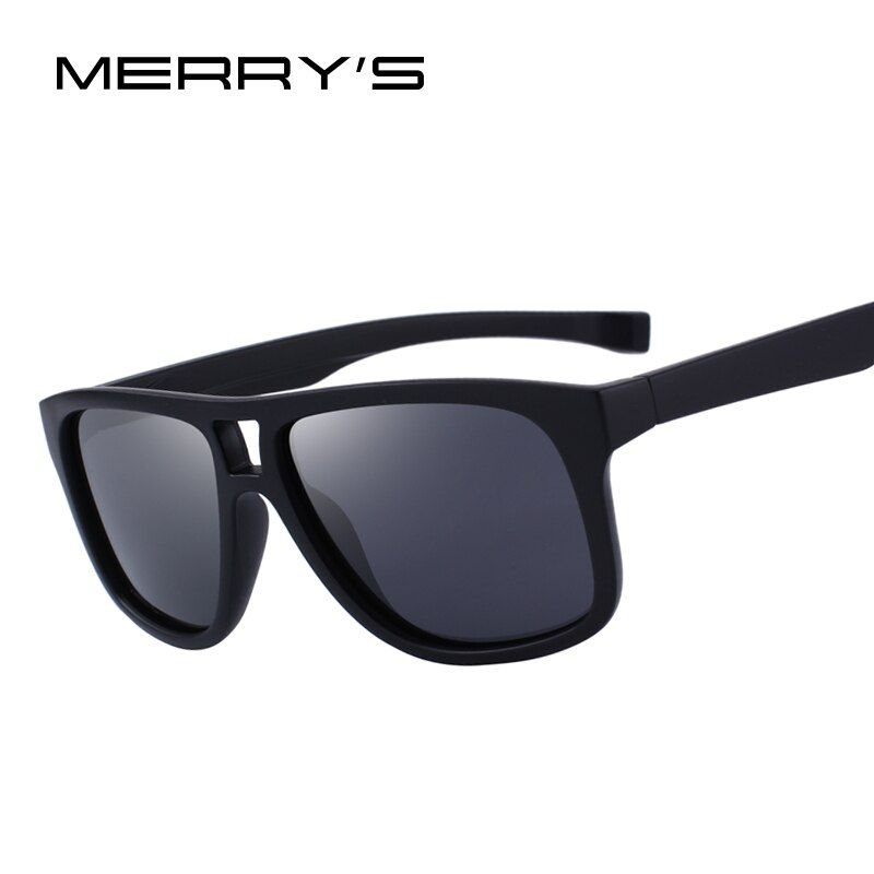 MERRY'S DESIGN Men Polarized Sunglasses Outdoor Sports Male Eyewear 100% UV Protection S'8459
