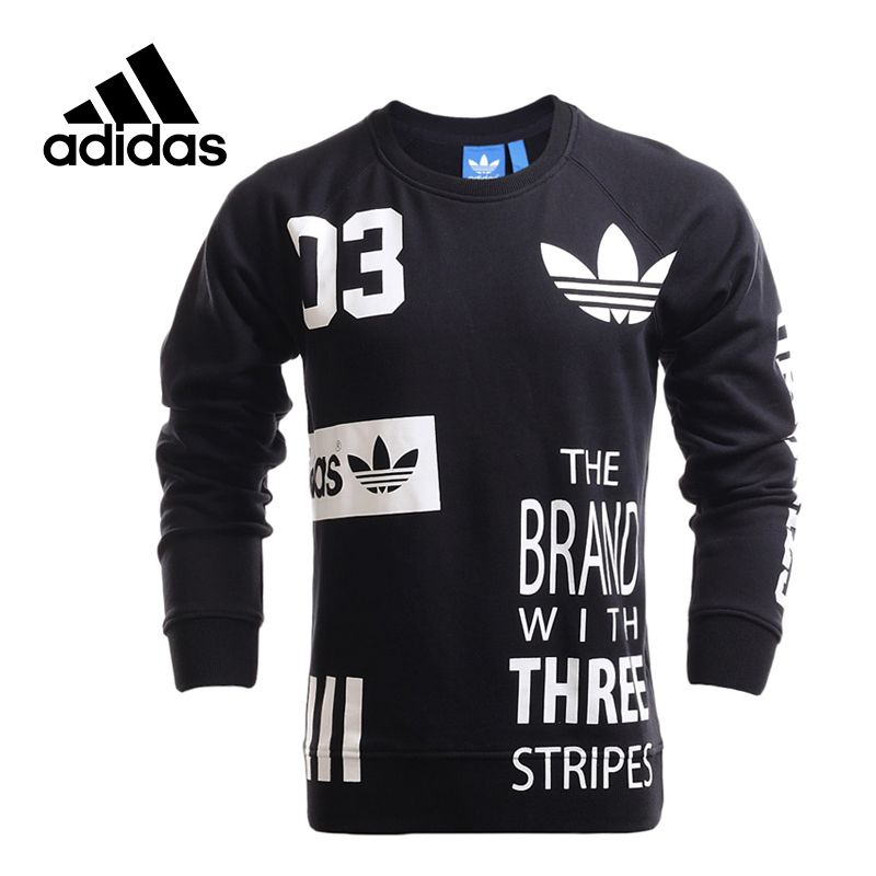 Adidas Original New Arrival Official Originals Men's Pullover Jerseys Sportswear AO0537 AO0538