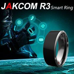 2018 Smart Ring Wear Jakcom R3 R3F Timer2(MJ02) New technology Magic Finger NFC Ring For Android Windows NFC Mobile Smartphone