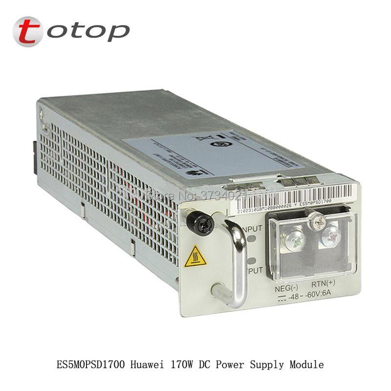 Original HW ES5M0PSD1700 mit 170 watt DC power module für S5700series oder S6720S-26Q-EI-24S