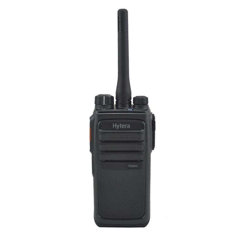 HYT Walkie Talkie Hytera PD500 400-470MHz UHF Digital Portable Radio DMR Handheld Transmitter PD-500