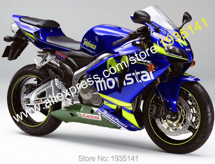 Heiße Verkäufe, körper Motorrad Verkleidung Für Honda F5 CBR 600 RR 2005 2006 CBR600RR 05 06 ABS Moto Körper Kit (Injection molding)