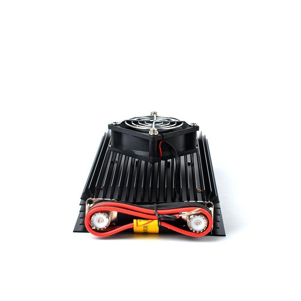 Gute Leistung 150 watt Ausgang Cb-funk-leistungsverstärker mit FM + + SSB + CW Arbeitsmodus mit eine Mini Fan Kostenloser Versand TC-300N