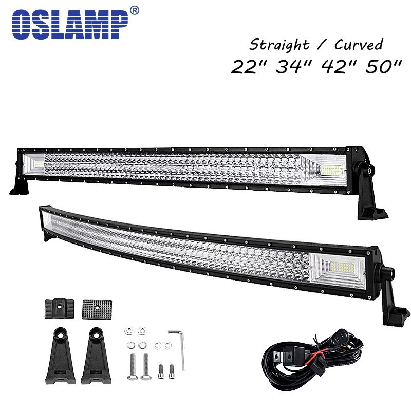 Oslamp Light Bar 22