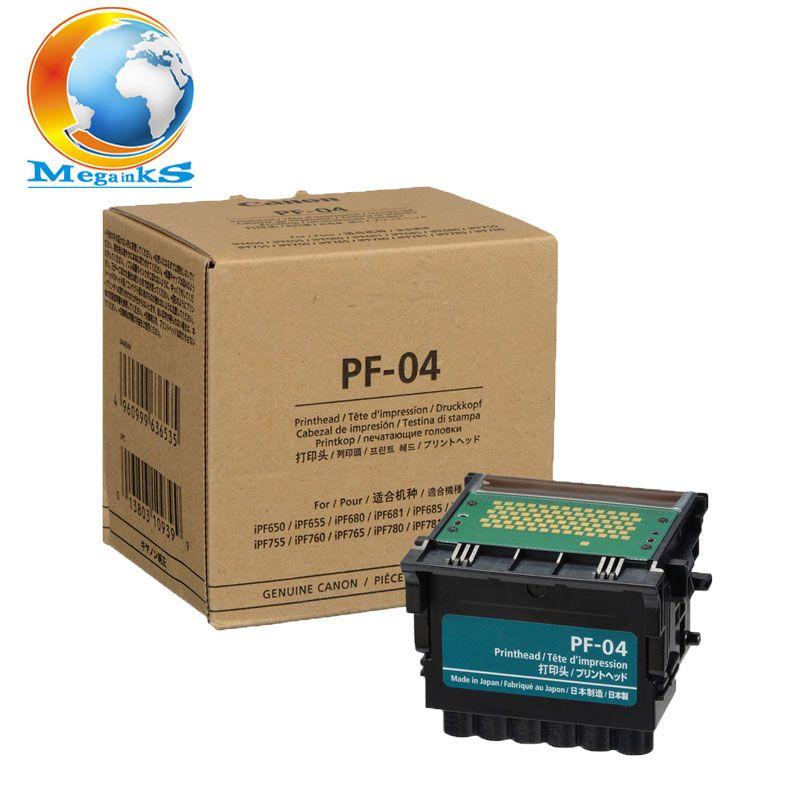 PF-04 PF 04 Druckkopf für Canon IPF650 IPF655 IPF680 IPF681 IPF685 IPF781 IPF750 IPF755 IPF760 IPF765 IPF780 786 Druckkopf PF04
