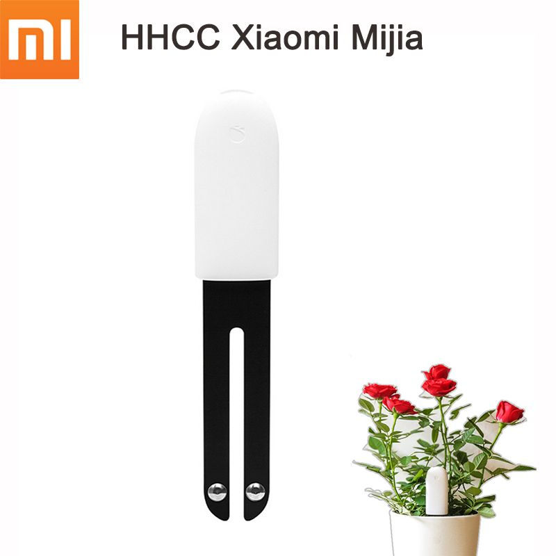 International version For Original Xiaomi Mi Flower Monitor Plants Soil Water Light Smart Tester For Xiaomi Flora Sensor Garden