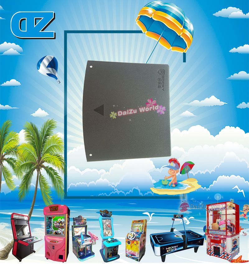 Free shipping 520 in 1 jamma pandora arcade multi game board VGA , LCD+CRT, Arcade cabinet Box,coin operated video game board