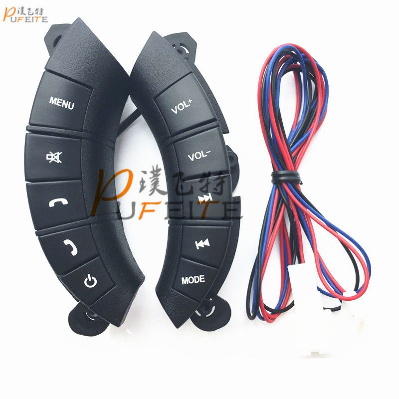 HOT+New product!! High quality Steering Wheel Audio Control Buttons for Great Wall Hover H3/H5, with Back Light