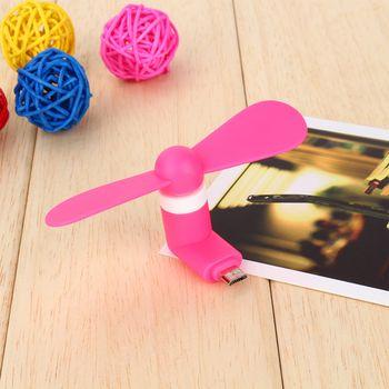 NOYOKERE Micro Portable USB Mini Ventilateur Téléphone Accessoire Pour Android Smartphone Couleur Aléatoire