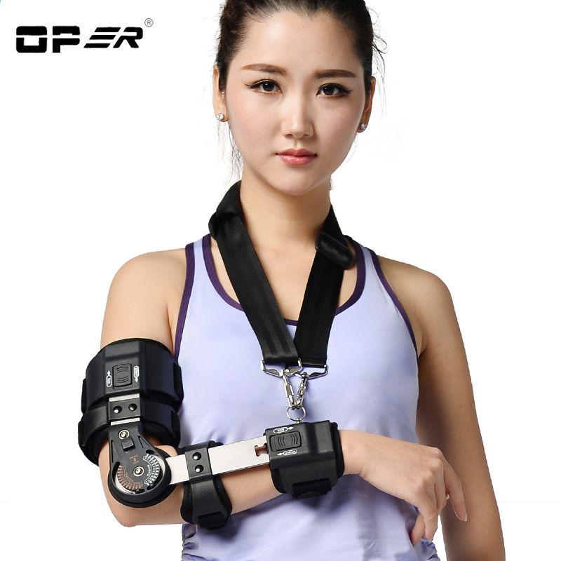 OPER EO-Adjustable elbow arm stretched straight cerebral stroke Hemiplegia Correction brace Adult Children Orthotics tools EO-30