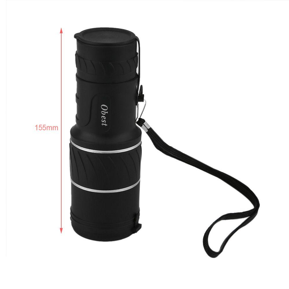 30 x 52 Dual Focus Monocular Telescope Zoom Optic Lens Binoculars Spotting Scope Coating Lenses Dual Focus Optic Lens