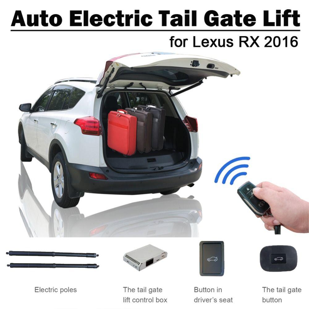 Smart Auto Elektrische Schwanz Tor Lift für Lexus RX 2016 Fernbedienung Stick Sitz Taste Control Set Höhe Vermeiden Prise