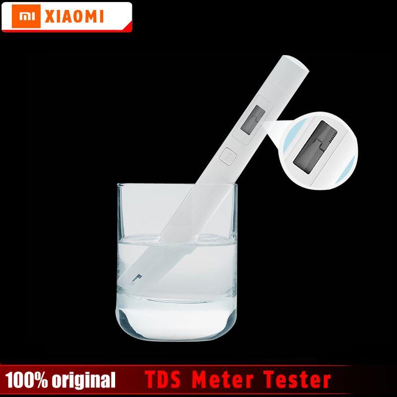 100% Original Xiaomi TDS meter tester Wasser Meter Filter Mess Wasser Qualität Reinheit Tester Messung Werkzeug