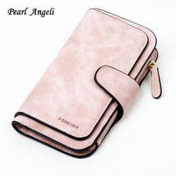Wallet Brand Coin Purse PU Leather Women Wallet Purse Wallet Female Card Holder Long Lady Clutch purse Carteira Feminina