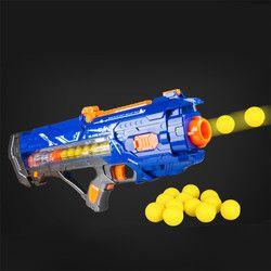 Bola Peluru Pistol Mainan Peluru Cocok untuk Saingan Zeus Apollo NERF Pistol Mainan Bola Anak Panah Cocok untuk NERF Gun Terbaik tahun Baru dan Natal Hadiah