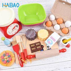 Kids Pretend Play Role Wooden Kitchen Supplies Cooking Food Seasoning Vinegar Colander Shovel Toys Educational For Children Gift