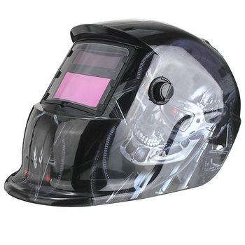 Solaire Automatique De Soudage Casque Masque De Soudage Automatique Masque De Soudage MIG TIG Soudage À L'ARC Bouclier (Terminator)
