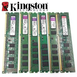 Kingston PC de escritorio memoria RAM DDR3 1600 PC3 12800 2 GB 4 GB 8 GB 16 GB DDR Compatible 3 1333 MHz/1066 MHz PC3-12800 Memoria módulo