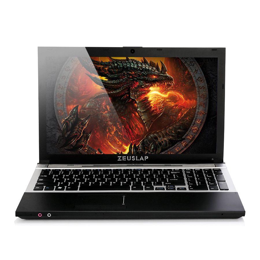 15,6 zoll intel i7 8 gb Ram + 256 gb SSD + 2 tb HDD 1920x1080 p Dual disks DVD Rom WIFI bluetooth Windows 10 Notebook PC Laptop Computer