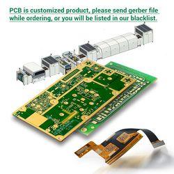 Низкая цена Двусторонняя печатная плата Прототипная плата pcb Прототипная плата печатная плата доступная печатная плата производитель плат...