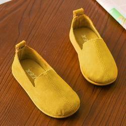 TELOTUNY Bébé Mode Enfant Filles Solide Couleur Casual Unique En Cuir Pricness Chaussures Pour Filles Casual Chaussures JA10