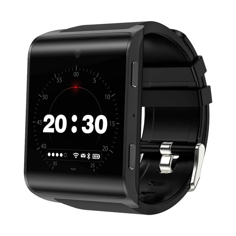 Fsoran DM2018 4G SmartWatch Android MTK737 1GB 16GB Heart Rate Monitor WiFi GPS Smart For HUAWEI Watch 2 PK KW88 Q1 Pro