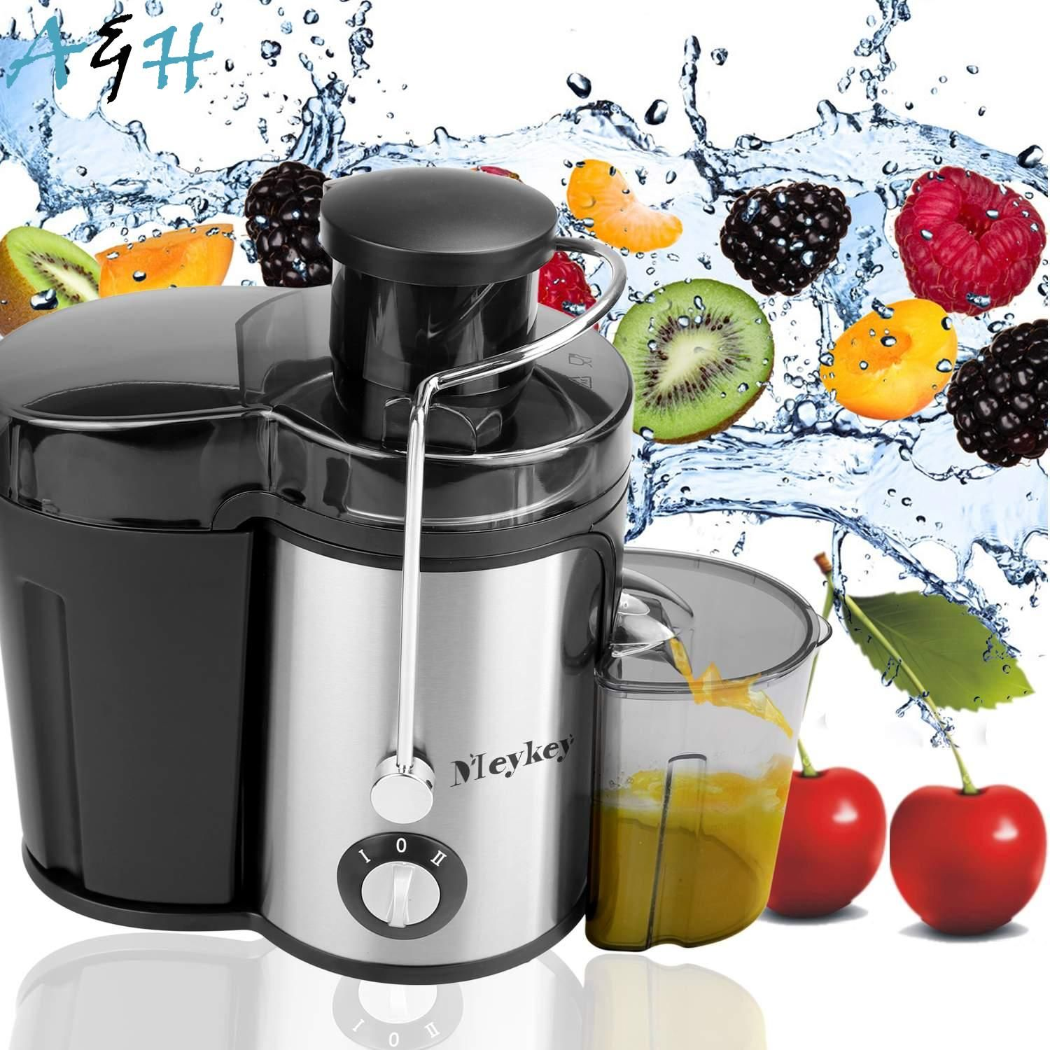 500ml Juicer Automatic Electric Home Fruit Juicer Juice Extractor Two Speed Adjustable Juicer machine