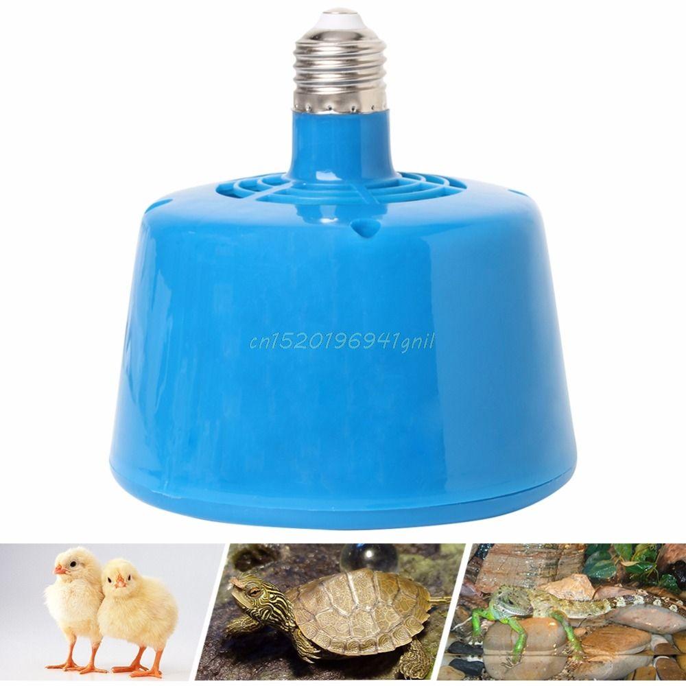 Haustiere Vieh Ferkel Hühner Wärme Warme Lampe Halten Erwärmung Birne 220 V 100-300 Watt # T025 #