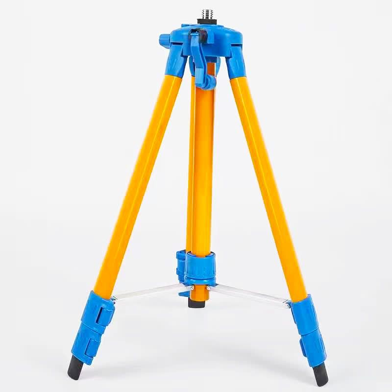 120cm laser level tripod nivel laser tripod professional painted tripod for laser level aluminum Tripod with 5/8 adapeter