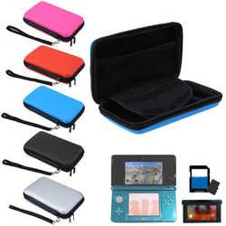 Protective Portable Hard Carry Storage Case Bag Holder for Nintendo 3DS New 3DS NDSI NDSL New 2dsxl ll Bags