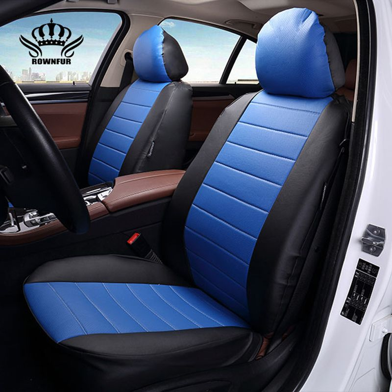 New Luxury PU Leather Auto Car Seat Covers Automotive for KIA RIO III from 2011 year