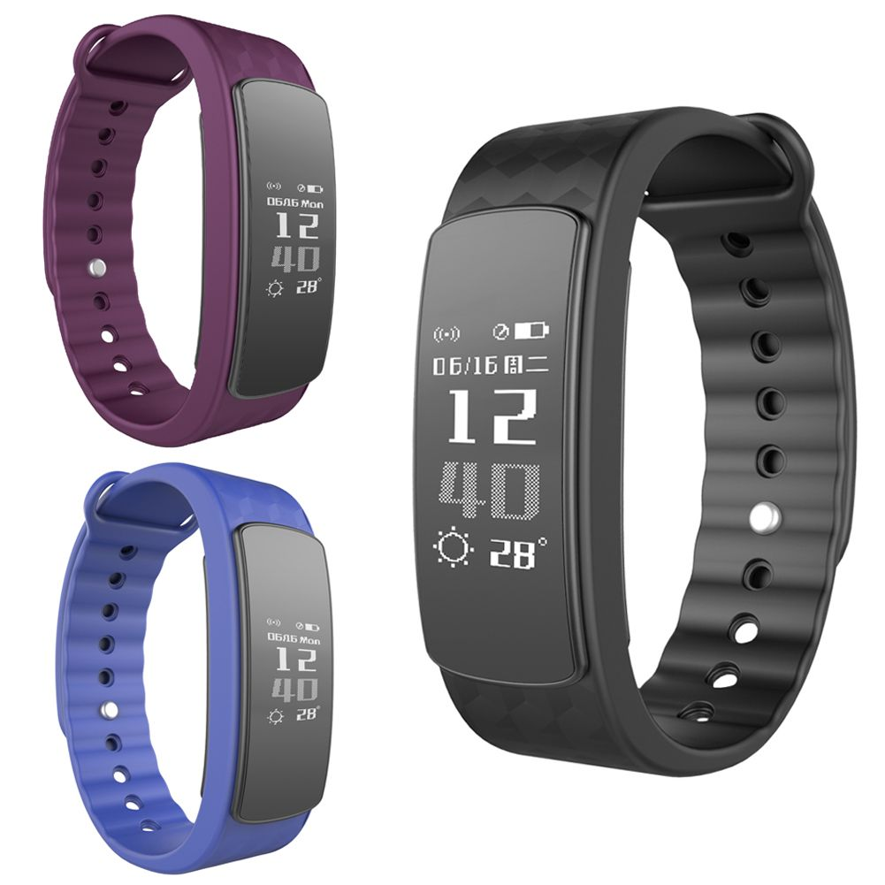 Hot Waterproof IP67 Sport Smart Watch I3Hr Heart Rate Monitor Pedometer Health Bracelet Touch Screen Wristband for IOS Android