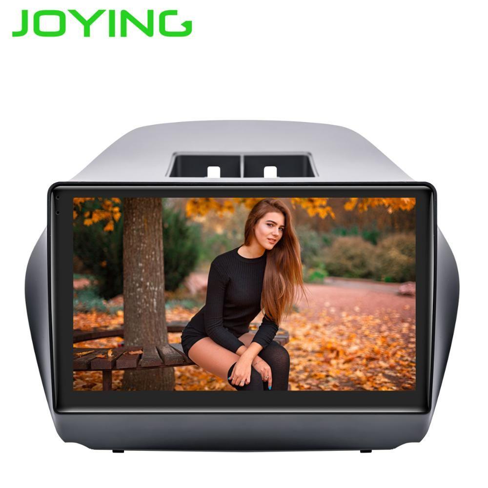 JOYING 10,1 Zoll Android 8.1 GPS Stereo Radio 4 + 32 GB Kopf Einheit für Hyundai TUCSON IX35 2011-2016 mit Carplay WiFi Bluetooth DSP