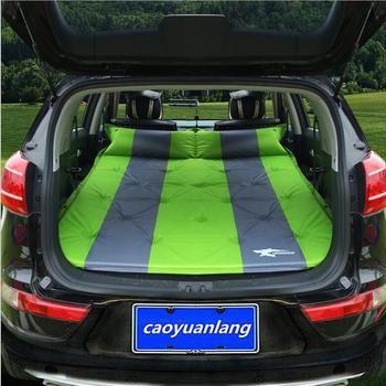 Automatique Gonflable Grande Taille SUV De Voiture Gonflable Lit de Voyage En Plein Air De Voiture Air Matelas Lit Auto Fournitures De Voiture Voyage Lit