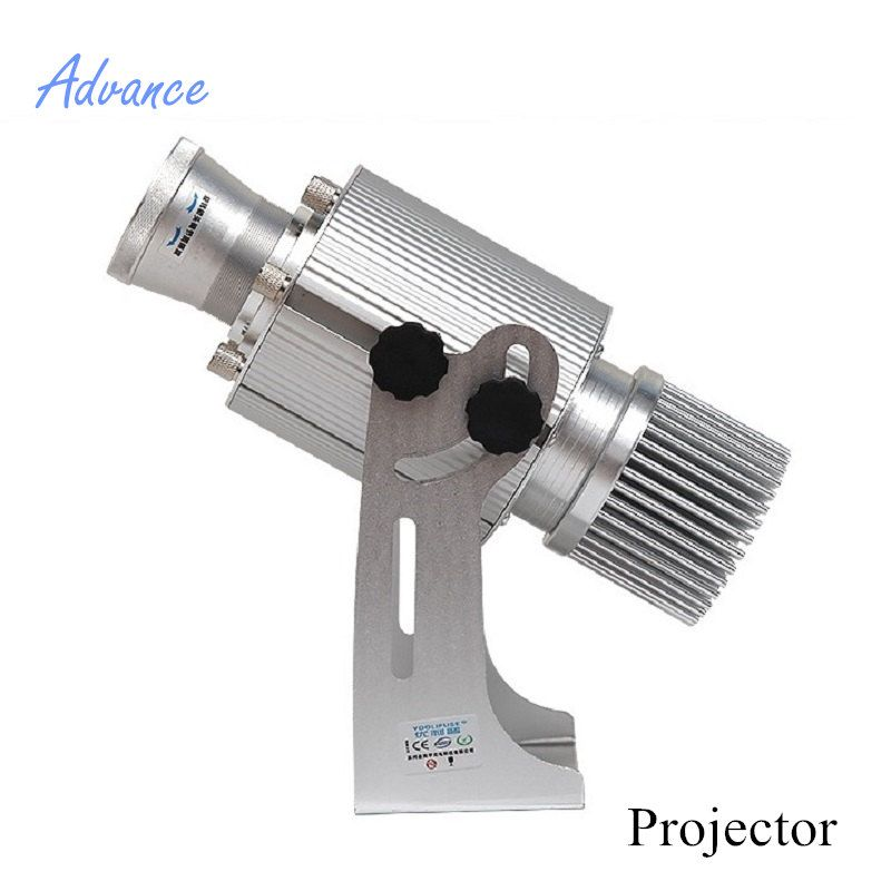 Gobo Projector Logo Projector Outdoor Waterproof IP65 12W 20W 40W 80W Spinning Laser Pointer Disco Stage Light Party Pattern