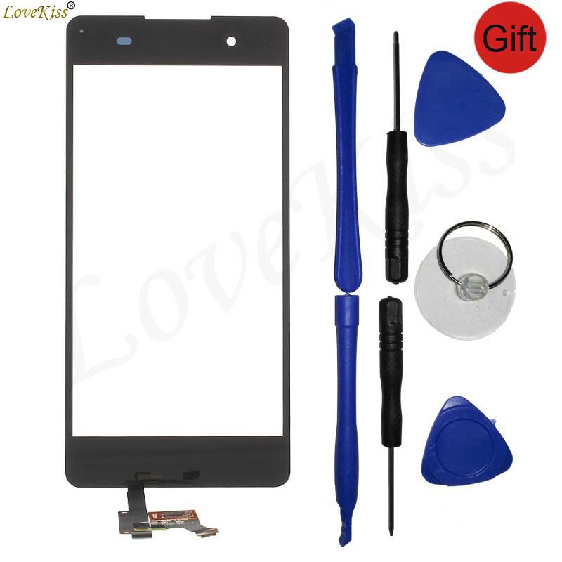 For Sony E5 Touch Screen Sensor For Sony Xperia E5 F3311 F3313 Touchscreen LCD Display Digitizer Front Panel Glass Replacement