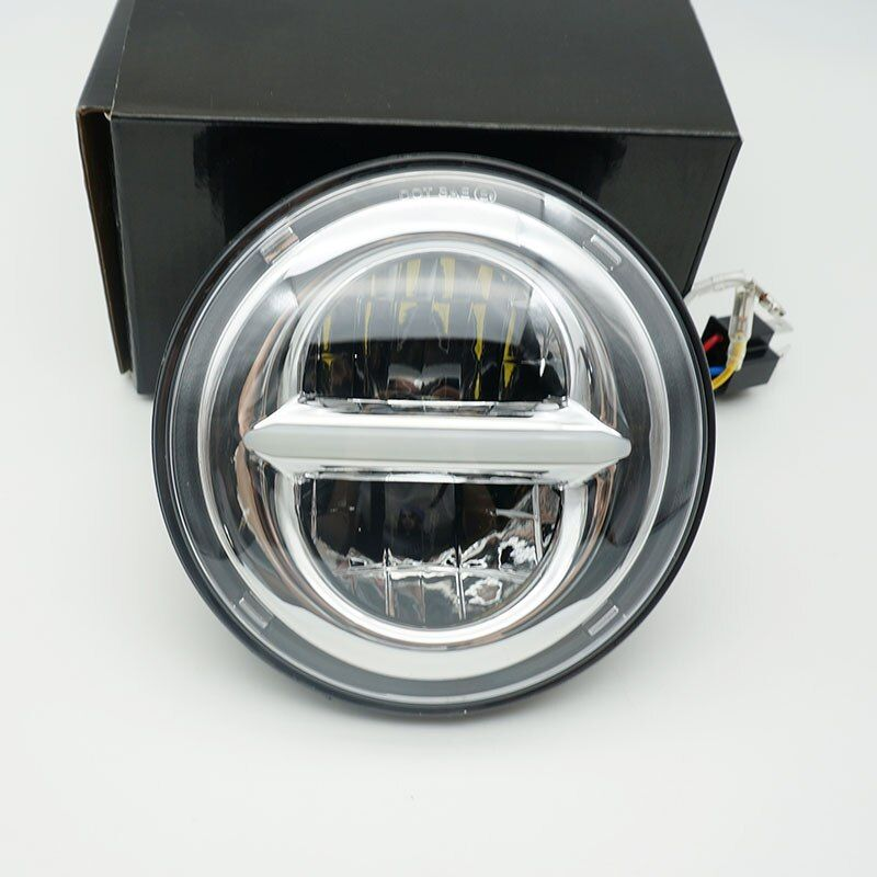 5.75 inch H4 LED Daymaker headlight for Harley sportster Touring - Super Glide Dyna Sportster 5 3/4'' motorcycle headlamp